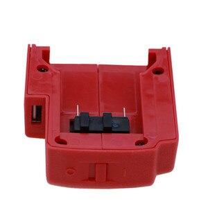 Nowy USB adapter ładowarki do Milwaukee 49-24-2371 M18/M12 ogrzewane kurtki 15-21V darmowa wysyłka