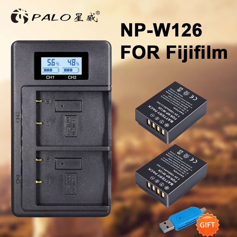 Stromquelle Tectra 4 Stücke 1400 Mah Np-w126 Npw126 Batterie Für Fujifilm Fuji X-pro1 Xpro1 X-t1 Xt1 Xe1 Hs30exr X-e2s X-e3 Np W126 Batterie