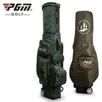Pgm Golf стандартная сумка Мужская Регулируемая дорожная сумка для гольфа многофункциональная телескопическая шариковая сумка с дождевой кры