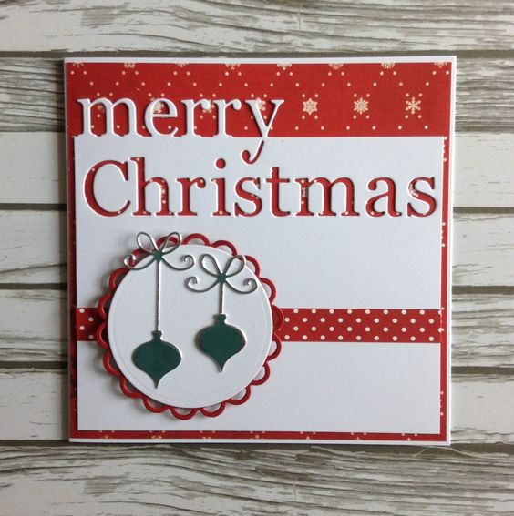 Die-Punch Scrapbooking-Card Clear-Stamp Metal Die Word-Cutting Merry-Christmas English-Sentiment
