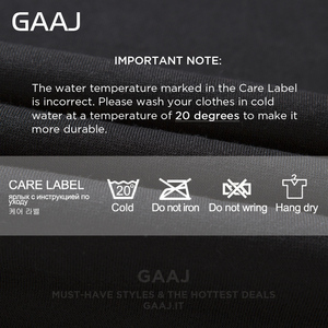 Image 5 - GAAJ נכתב ובוים על ידי קוונטין טרנטינו גברים נשים סווטשירט צהוב כותנה זכר איש צמר Streetwear היפ הופ מותג 3XL