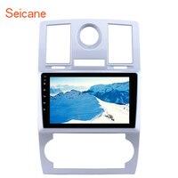 Seicane 9 inch Android 8.1 Quad core 2din Car GPS Navi Radio Multimedia Player For Chrysler Aspen 300C 2004 2005 2006 2007 2008
