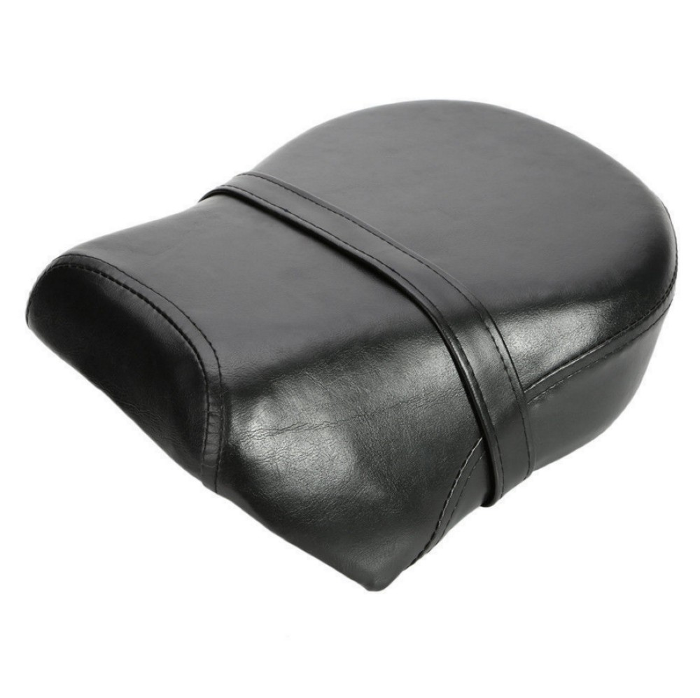 Rear Passenger Seat Pillion Cushion For Harley Sportster Iron 883 Nightster 1200 07-13