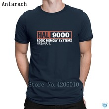 Hal 9000 Science Fiction Movie Monolith Sci Fi Ast Tshirt Creature Hot Sale Mens Summer Style Letters Top Quality
