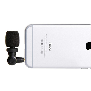 Image 4 - Saramonic SmartMic esnek kondenser mikrofon Mic w/için yüksek hassasiyetli IOS iPad iPhone 5/6/7 iPod dokunmatik akıllı telefon