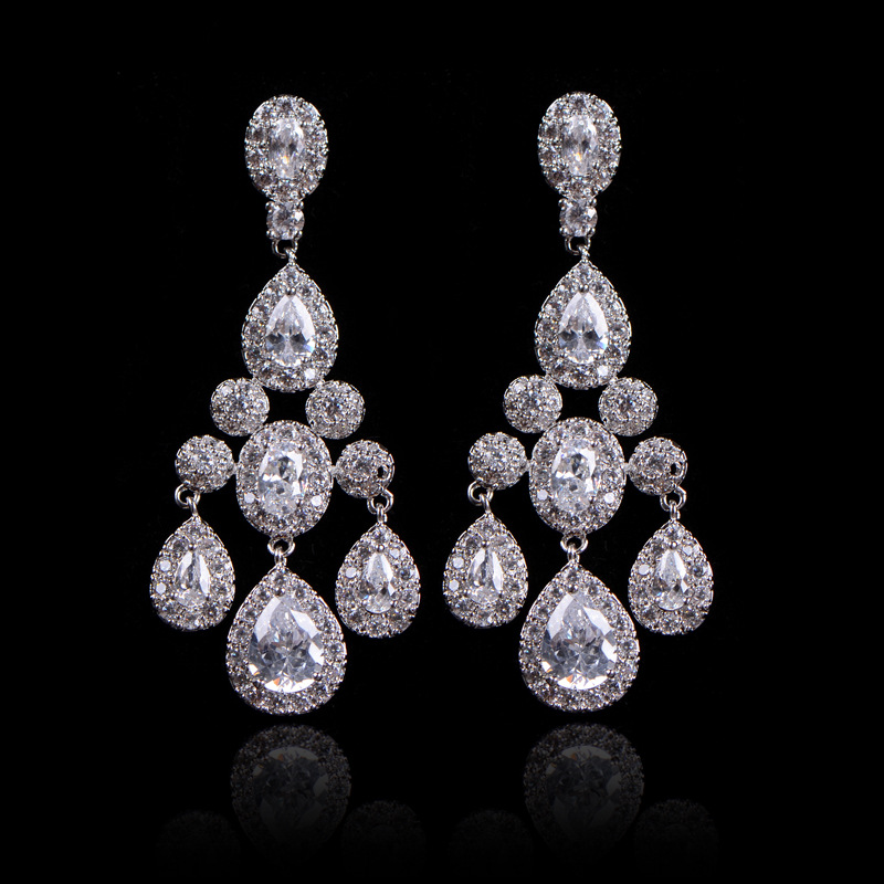 Popular Bridal Chandelier EarringsBuy Cheap Bridal Chandelier – Chandelier Earring