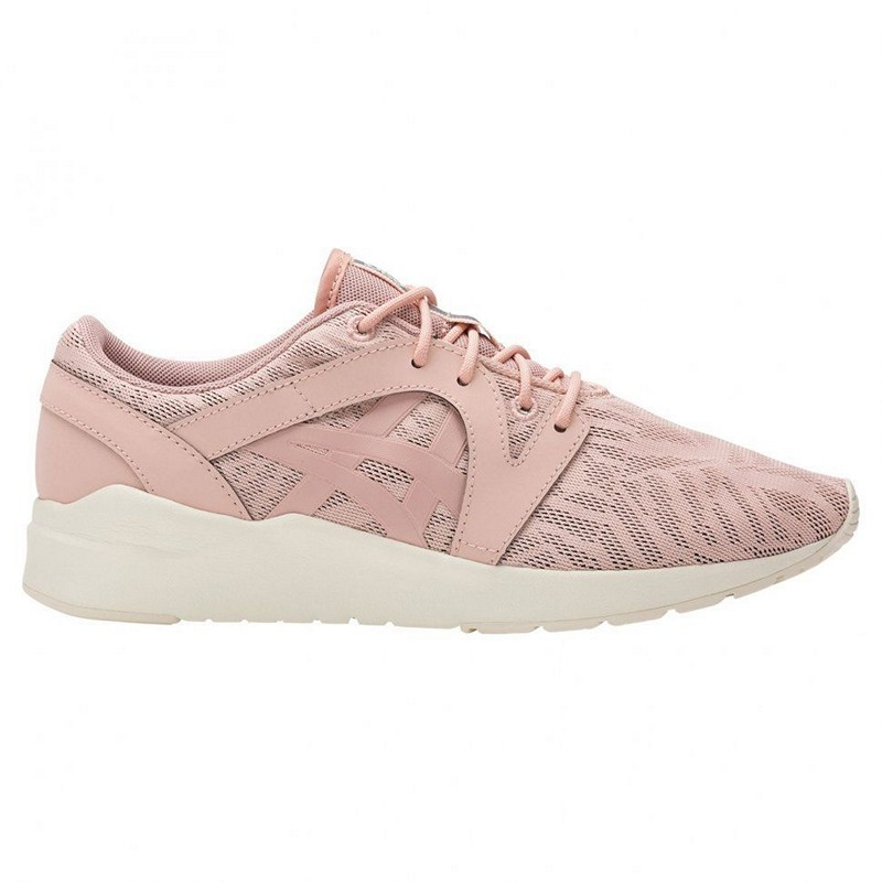 Walking shoes ASICS GEL-LYTE KOMACHI HN7N9-1717 sneakers for female TmallFS sneakers women trainers breathable print flower casual shoes woman 2018 summer mesh low top shoes zapatillas deportivas