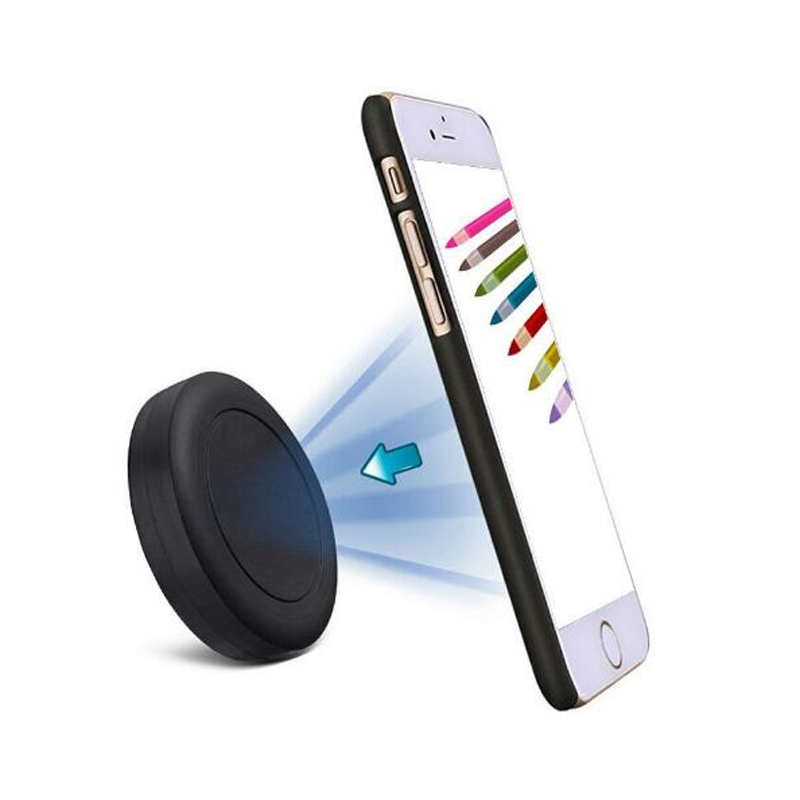 XMXCZKJ držák do auta Univerzální magnetický držák na palubní desku Nastavitelný držák magnetu pro chytrý mobilní telefon GPS držák