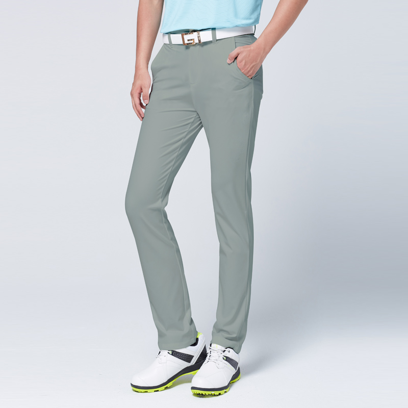 POLO Golf Apparel Mens Trousers Summer Breathable Golf Pants High Elastic Sports Shorts