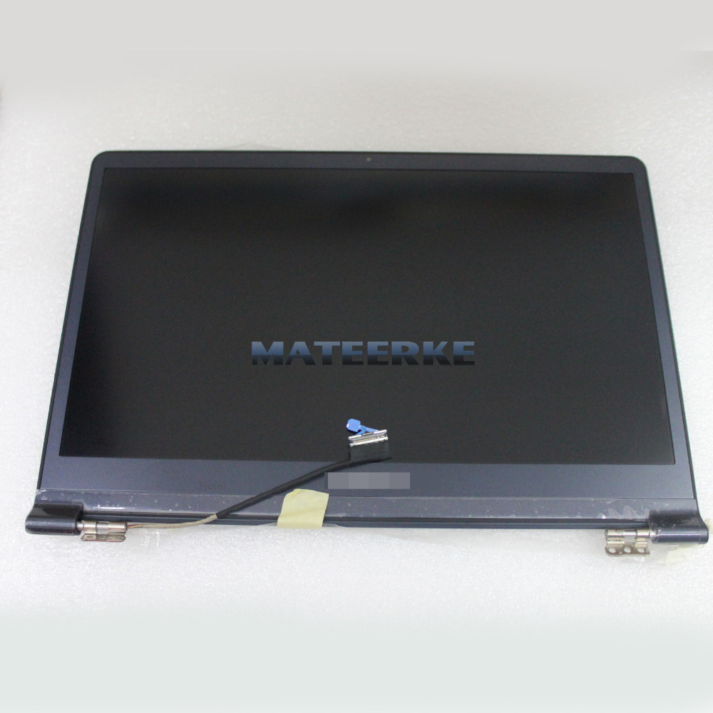 New 13.3 Laptop HN133WU3-100 LCD Complete Assembly Screen Display for Samsung Series 9 NP900X3E NP900X3F,Blue