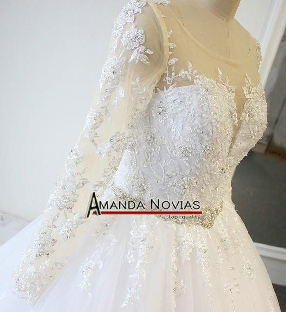 Tienda Online Amanda Novias fotos reales Nice Back vestidos de novia ...