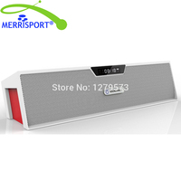 Bluetooth Speakers met FM Radio, Wekker, ingebouwde Microfoon, LED Display, ondersteuning 3.5mm Audio Jack, Micro Sd-kaart & USB Input