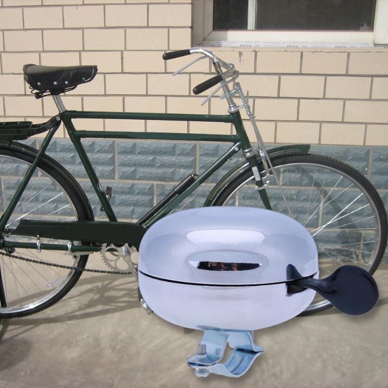 New Super Loud Large Bicycle Bell Sound Safety Alarm Bike Handlebar Retro Vintage Cycling Bike Horn for 18mm-26mm Bike Handlebar