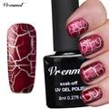 Vrenmol 1pcs Cracking Gel Polish 2017 New Arrival Individuality Gel Lacquer UV Lamp for Nails Crackle Shatter Gel