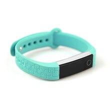 Smart Браслет Micro K спортивный браслет динамический HR монитор смарт-браслет для Facebook WhatsApp сообщение предупреждения Fit полосы для мобильного