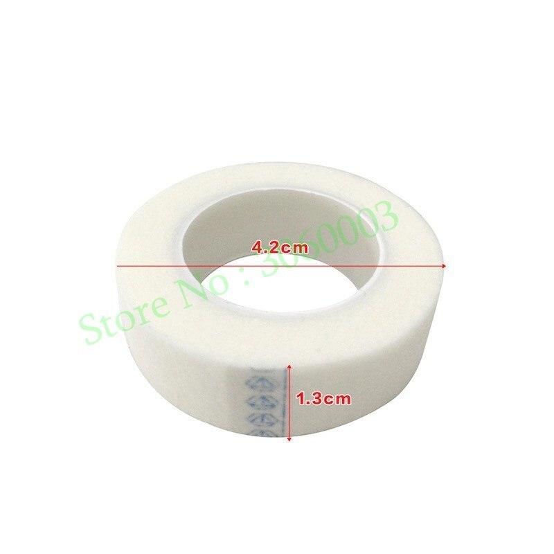 20pcs /Lot Eyelash Extension Lint Free White Tape For False Eyelash extensions free shipping