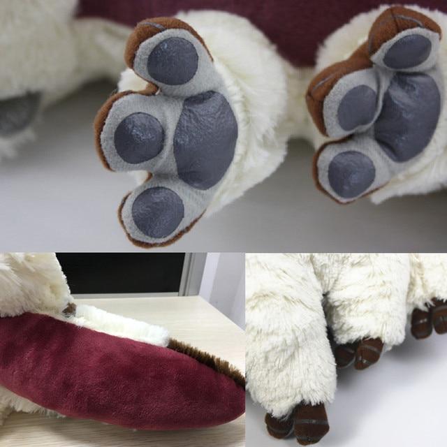 50CM The Last Airbender Resource Appa Avatar Stuffed Animals Plush Doll Cow OX Toy Gift Kawaii Plush Toys Unicorn Pillow Cattle