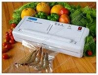 Szybka Dostawa Darmowa wysyłka SINBO DZ-280 Gospodarstwa Domowego Maszyna do Plastikowej Torbie żywności Uszczelniaczem Próżniowe Żywności, Maszyny do pakowania Próżniowego