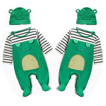 Drop shipping newborn baby clothes cotton baby clothing rompers for newborns baby boy girl clothes