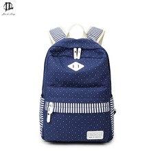 Лидер продаж женские парусиновые рюкзак большой Ёмкость школьные сумки для подростков печати рюкзаки для девочек Mochila Escolar