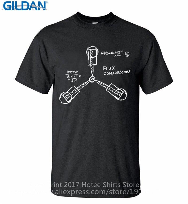 Make Custom T Shirts Regular Designs Best Selling Back To The Future Men O-Neck Short Sleeve Tee Shirt