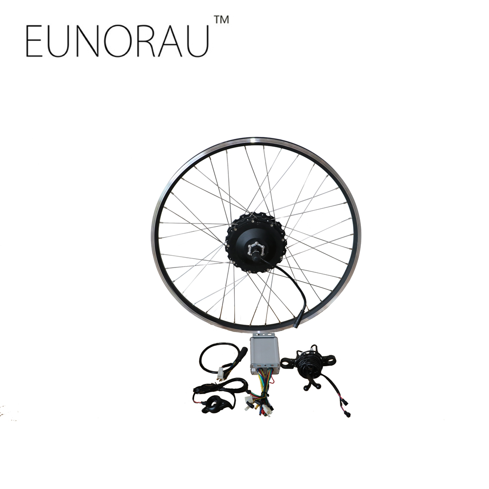 Free shipping 48V1000W 26''27.5''28'' rear cassette wheel hub motor electric bike kit cheap Ebike Conversion Kit 925 silver plated leopard crystal bracelet
