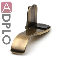 ADPLO Suit for Leica camera Metal Hot Shoe Cover Thumb Up Grip M8 Monochrom(Typ 246) ME T X2 SL Coppery Color
