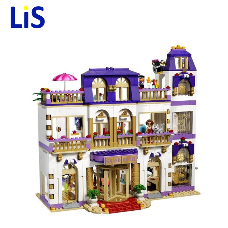 10547 Girl Series Heart Lake City Hotel Girl Friends Building Blocks Figures Bricks Toys Compatible hsdpa hot sale 3g modem simcom sim5320e module m2m rs232 serial port modem 3g