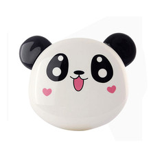 Cute Panda Cartoon Emoji 12000mAh Portable USB External Battery Charger Power Bank For IPhone Powerbank Smart Phones for HUAWEI