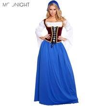 Moonight Германия традиции костюм для Октоберфеста пива девушка