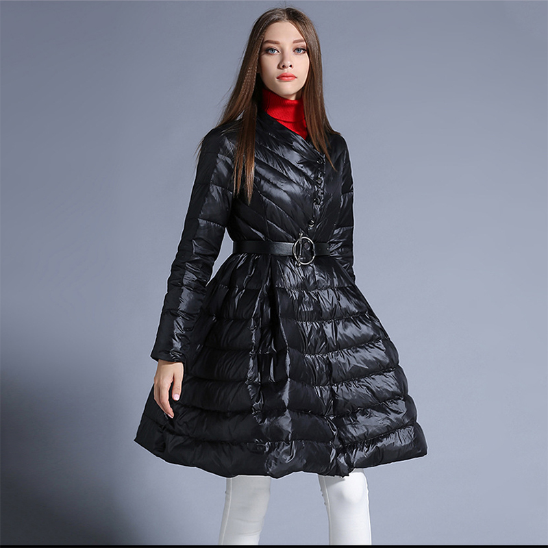 2016 Skirt Dress Design Coat Jacket Long