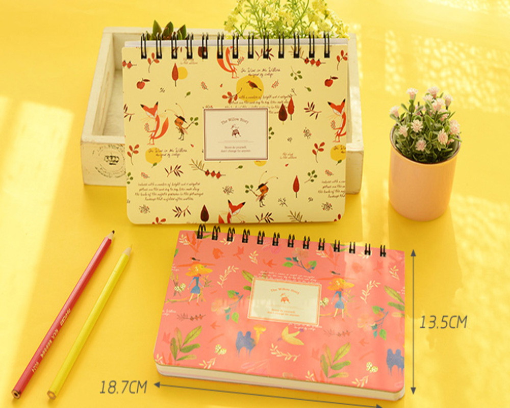 New Design South Korea Creative Stationery Weekly Planner Learning Efficiency Notebook Note Agenda Time Planning Scrapbook new deal planning