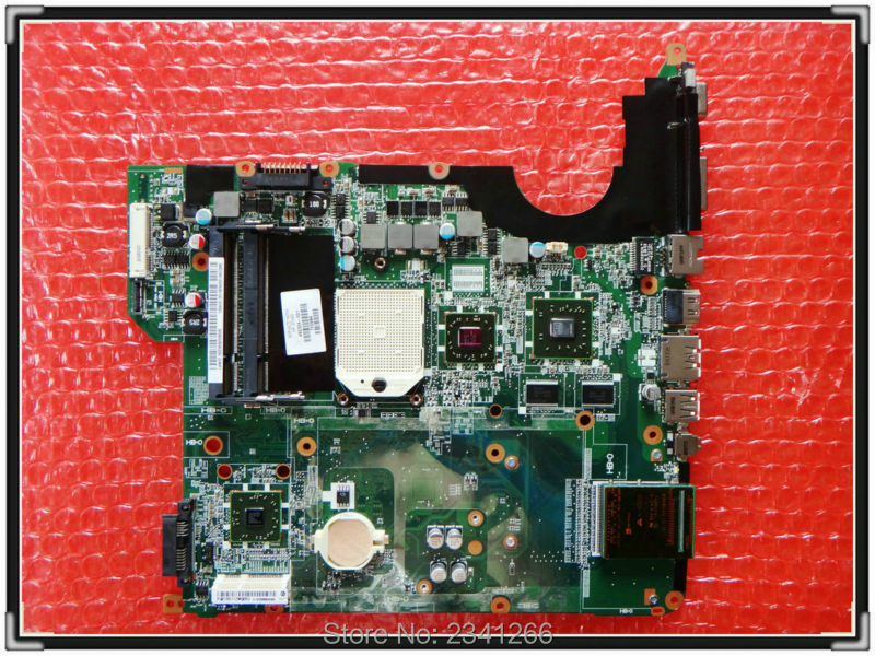ФОТО 482324-001 for HP DV5 DV5Z-1000 laptop motherboard for AMD ATI 216-0707011 Non-integrated DRR2 100% Working