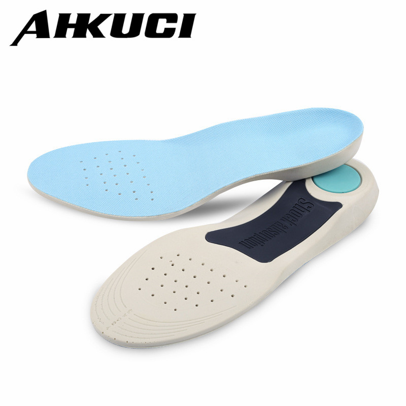 Orthotic Insoles for Shoes Man and Women Flat Foot Insoles Arch Support Cushion Shock Absorption Feet Health Care Pad unisex silicone insole orthotic arch support sport shoes pad free size plantillas gel insoles insert cushion for men women xd 01