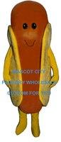 2014 W Nowym Stylu Żywności Karnawał Kostium Maskotki Reklamowe Hot Dog Maskotki Kostium Dla Dorosłych Cartoon Character Mascotte Zestaw SW879