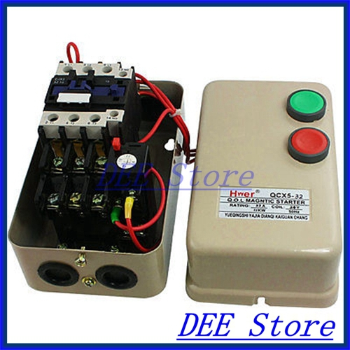 Ac 24v coil contactor 11 kw 15 hp 3 phase motor control for 15 hp 3 phase motor