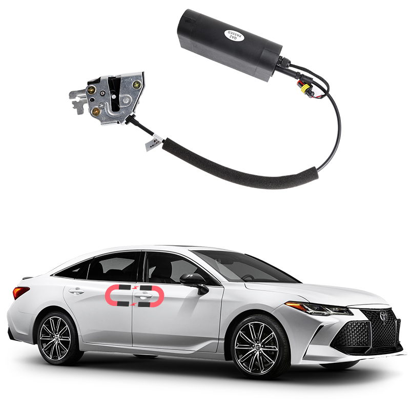 For Toyota Avalon Electric Suction Door Automobile Refitted Automatic Locks Car Accessories Intelligence Suction Door