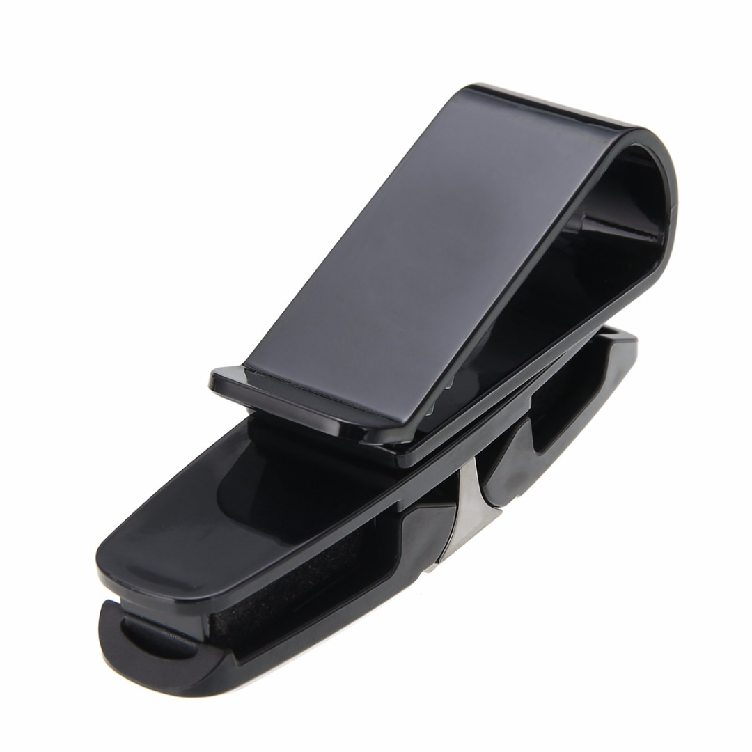 Multifunction Auto Car Eyeglasses Clip Ticket Card Clamp Car Glasses Cases Car Sun Visor Sunglasses Holder Accessories