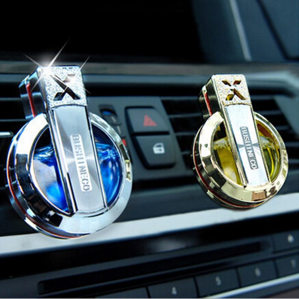 Car Perfume Clips Seat Liquid Air Freshener For Car Interior