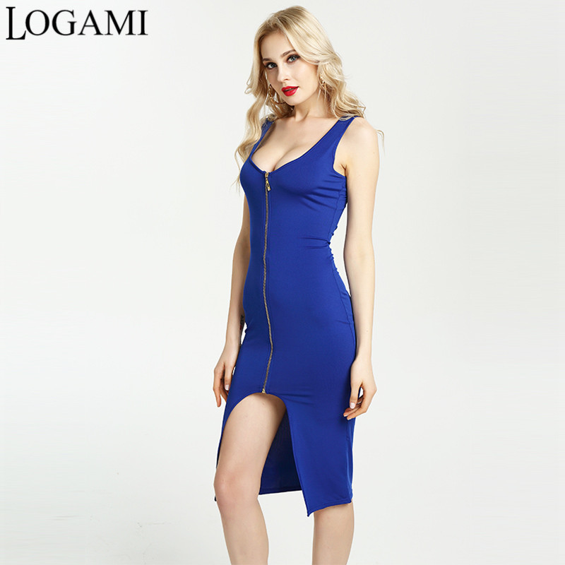 Summer Dress 2017 Sexy Woman Sleeveless Bodycon Dress ... - photo #36