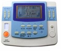 Бесплатная доставка EA VF29 ультразвуковой физиотерапевтический аппарат с tens акупунктурный лазер терапевтический прибор