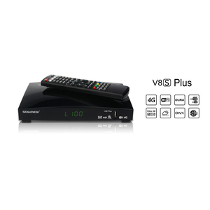 Image 5 - V8S Plus Satellietontvanger + 1 Jaar Europa Cccam Clines DVB S2 MPEG 4 1080P Full Hd Digitale Tv Tuner Receptor vs V8 Super V7