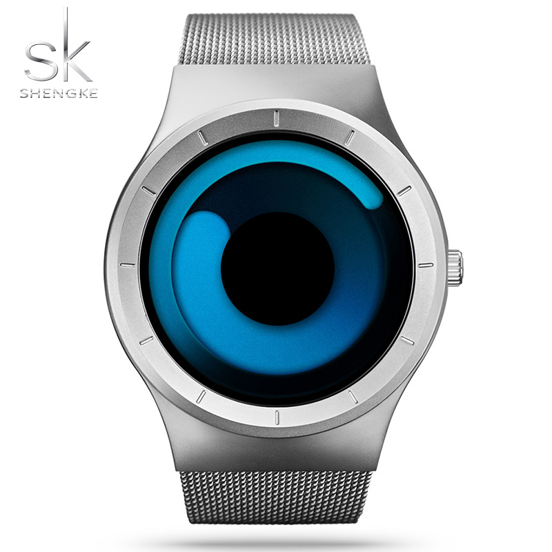 SK Creative Women's Quartz Watches Mesh