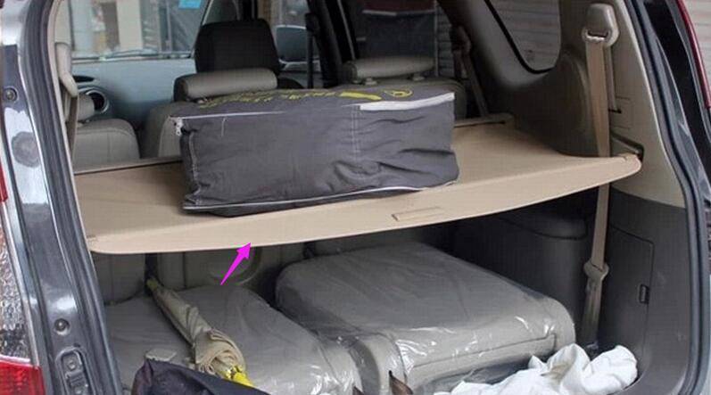 (nero, Beige) Baule Posteriore Security Shield Cargo Copertura Per Toyota Land Cruise Lc200 Fj200 2010 2011 2012 2013 Disponibile In Vari Disegni E Specifiche Per La Vostra Selezione