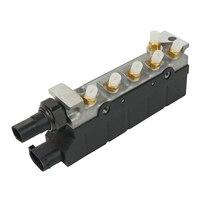Замена автомобиля клапан пневматической подвески блок для Mercedes W220 S350 S430 Airmatic