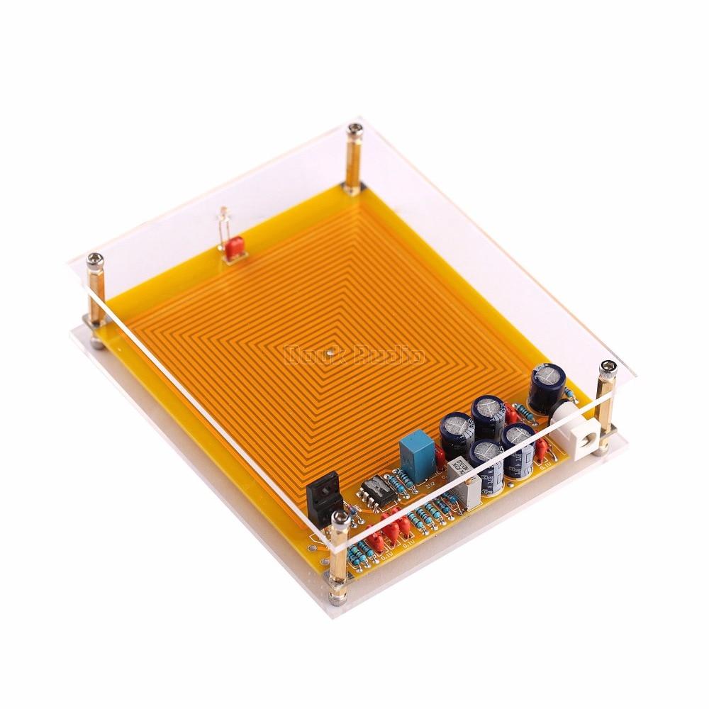 PSU V2.0 FM783 Tube Schumann Wave 7.83HZ Ultra-low Frequency Pulse Generator
