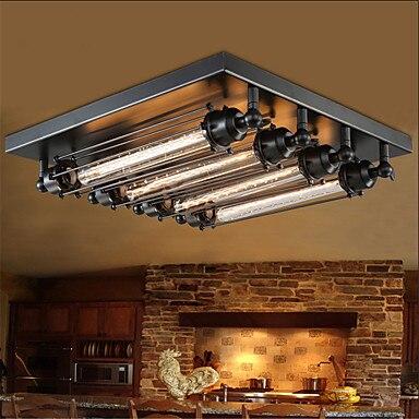 Licht & Beleuchtung Retro-stil Loft Industrielle Deckenleuchte Edison Esszimmer Wohnzimmer Lichter Led Vintage Deckenleuchte Leuchte Plafonnier Deckenleuchten
