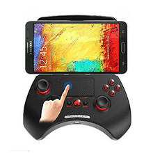 Wireless Gamepad Bluetooth Joypad with Touch Pad for iPhone Xiaomi Samsung PC iOS Android Gaming Controller Game Remote Console