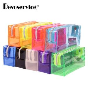 1Pcs Transparent Plastic Box S