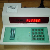 YBD-868 ic 디지털 ic 테스터 구성 요소 수리 듀얼 톤 사운드 표시가있는 16 키 택트 스위치 키패드
